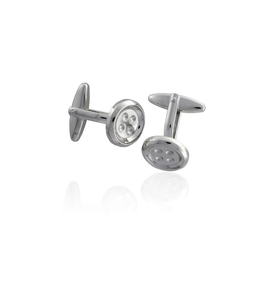 a169ff9122a9 Gemelos plata Roselin
