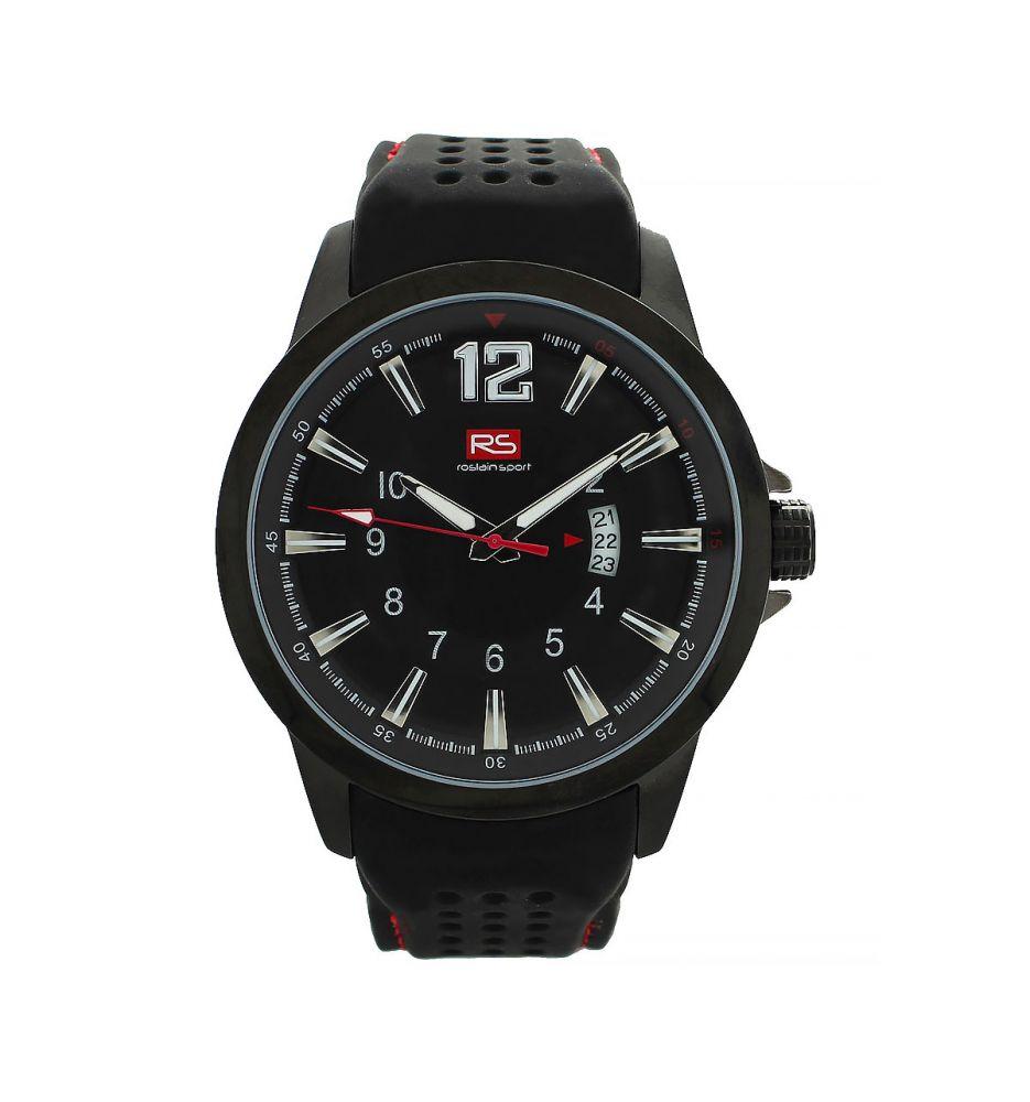 0b1ba0a8d347 Reloj acero y silicona RS Roslain Sport - Relojes