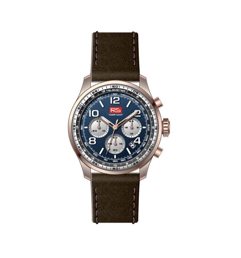 a5d577d67380 Reloj hombre cronógrafo RS Roslain Sport - Relojes
