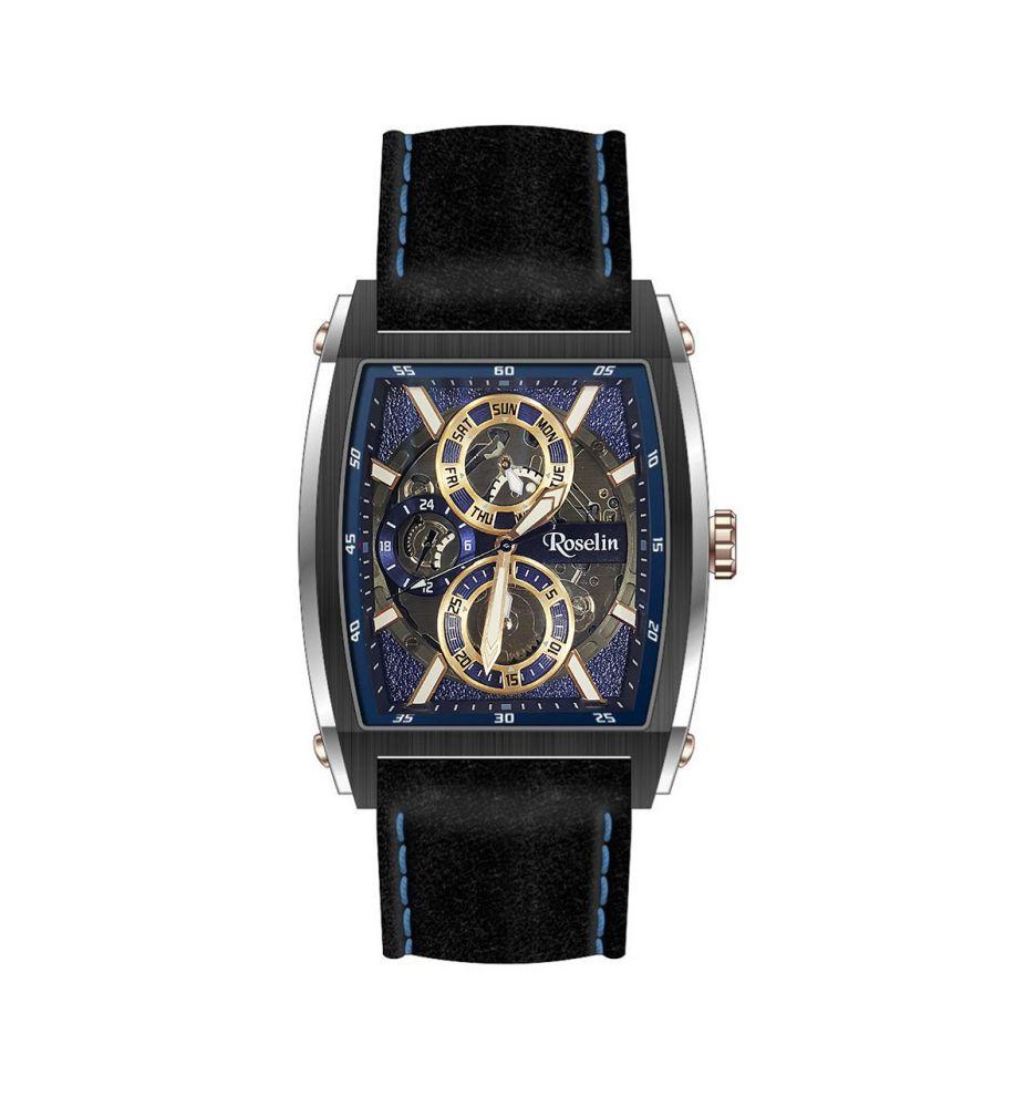 a325cc8d2b67 Reloj hombre multifunción Roselin Watches - Relojes