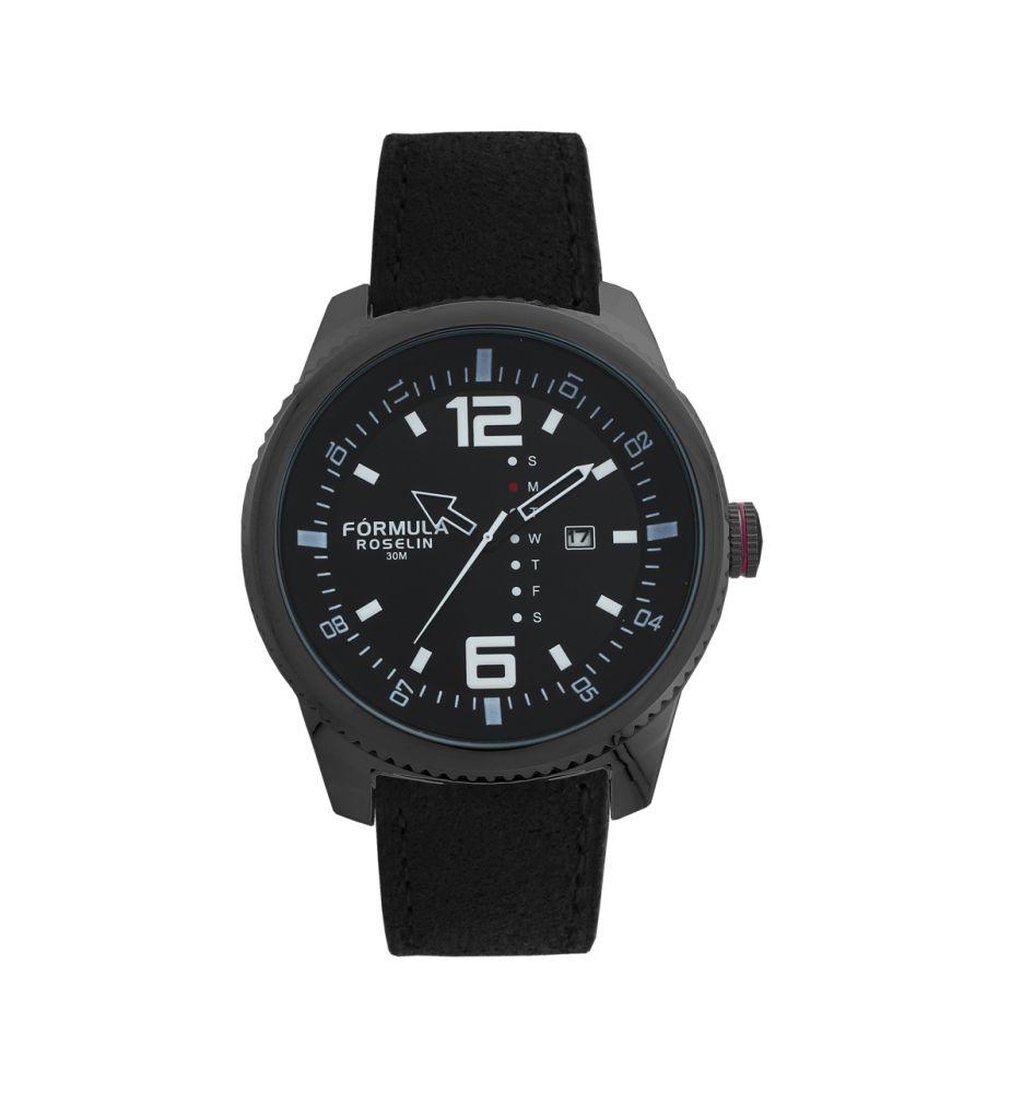 35ddf7ce10d3 Reloj hombre piel Fórmula Roselin - Relojes