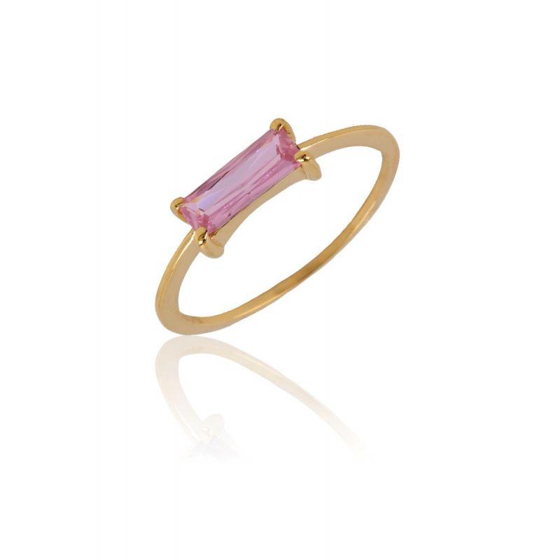 Anillo ATLANTIS Oro 18k rosa de Francia