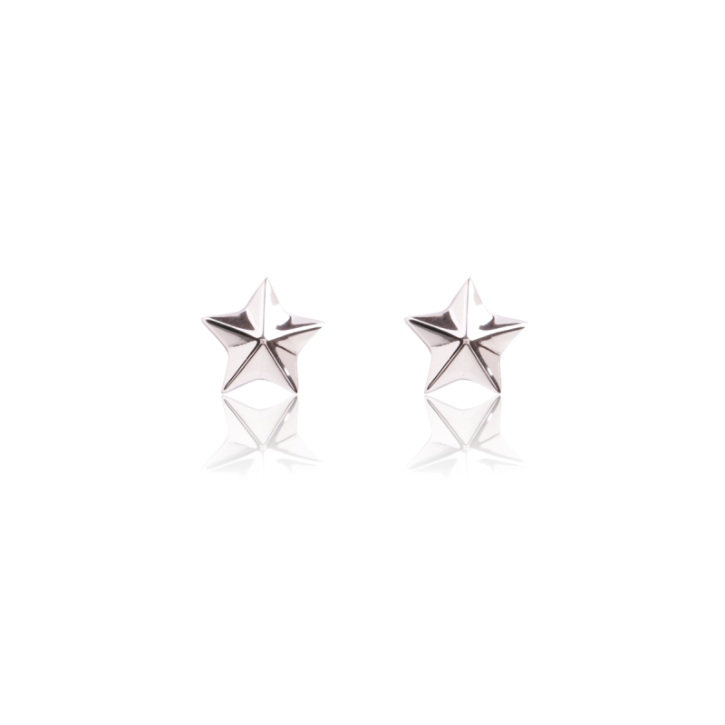 Pendientes Estrella Luxilver