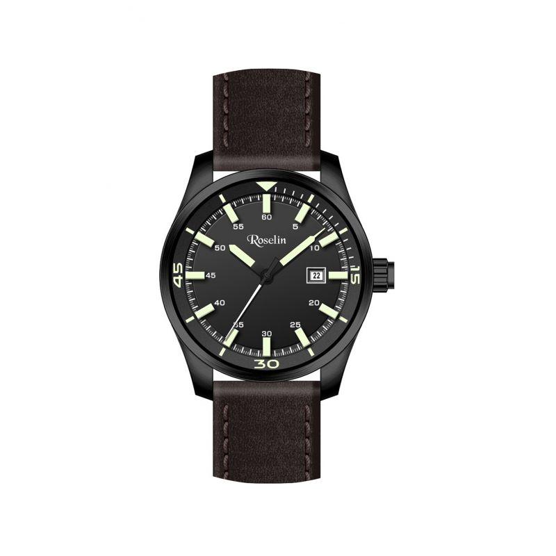 Reloj hombre piel Roselin Watches