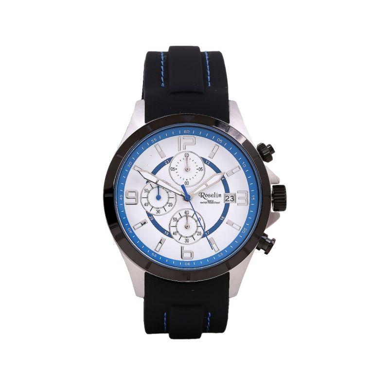 Reloj Caucho Multifunción Roselin Watches