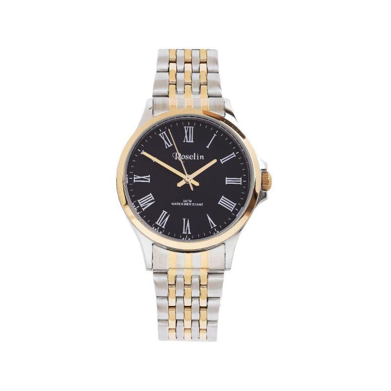 Reloj Hombre Armys bicolor negro Roselin Watches