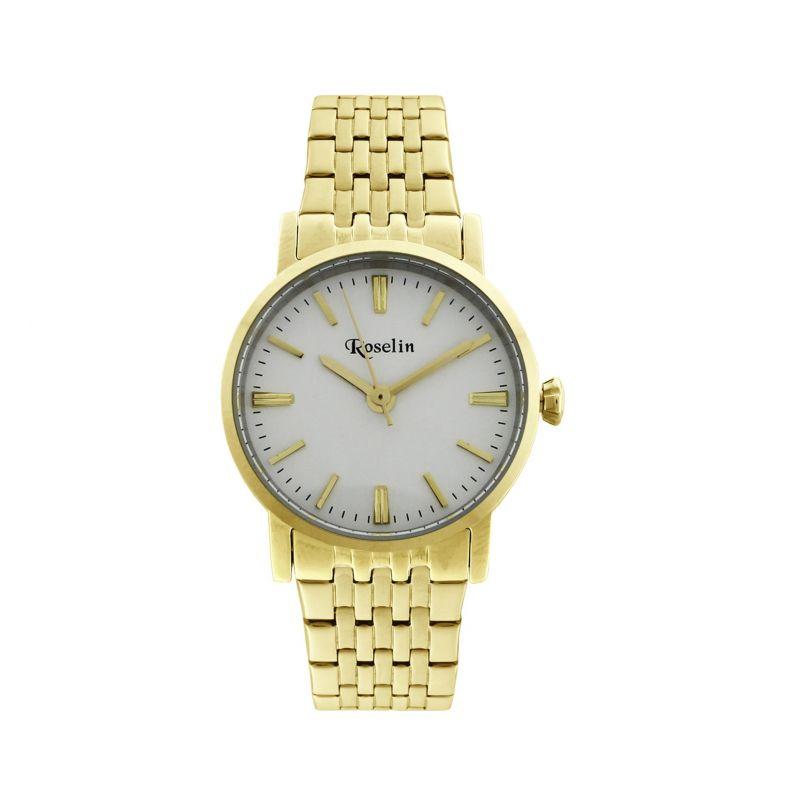 Reloj hombre acero Roselin Watches