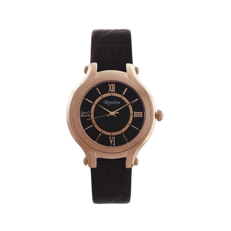 Reloj mujer piel Elegant Roselin Watches