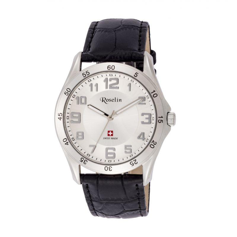 Reloj mujer piel Swiss Made Roselin Watches