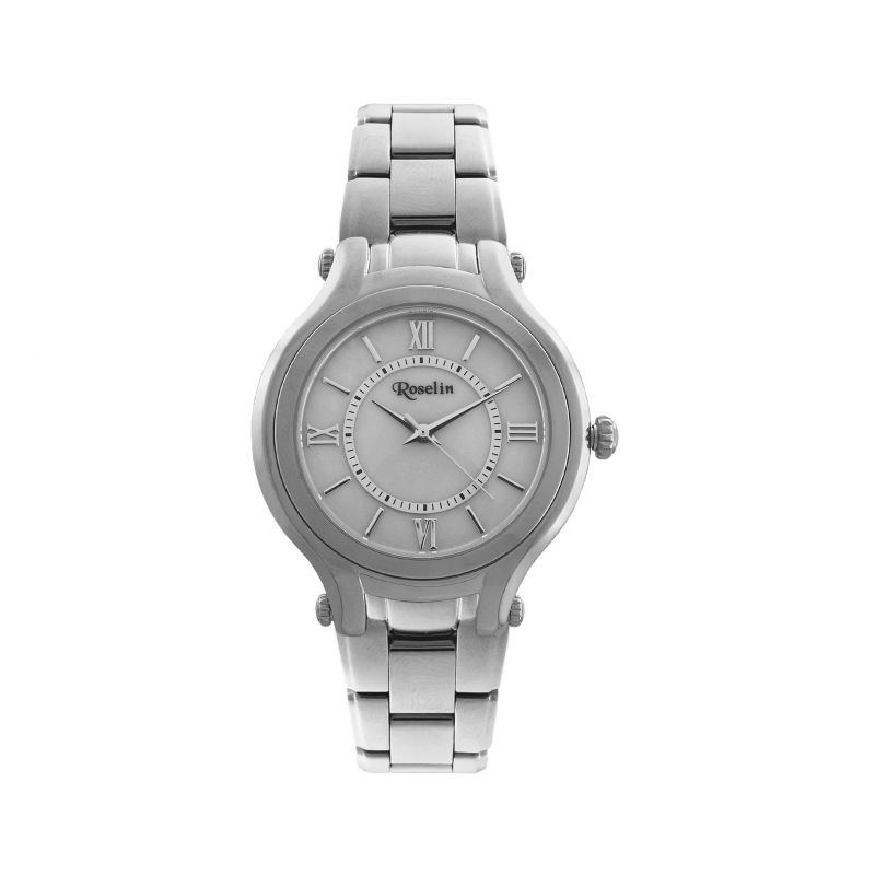 Reloj mujer acero Elegant Roselin Watches