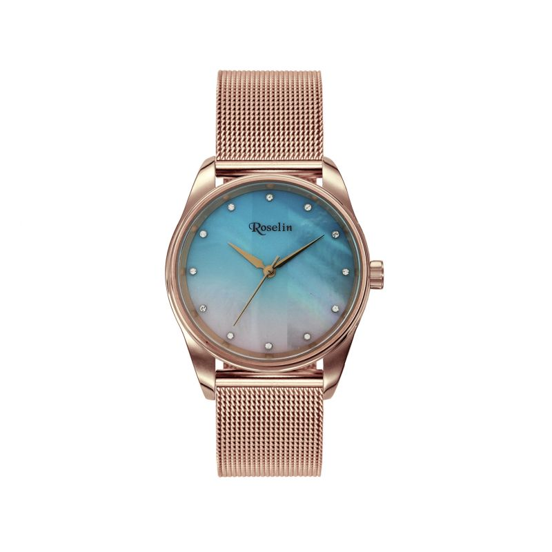 Reloj mujer malla Roselin Watches