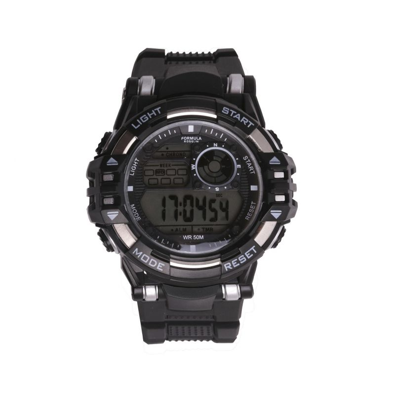 Reloj digital caucho Fórmula Roselin