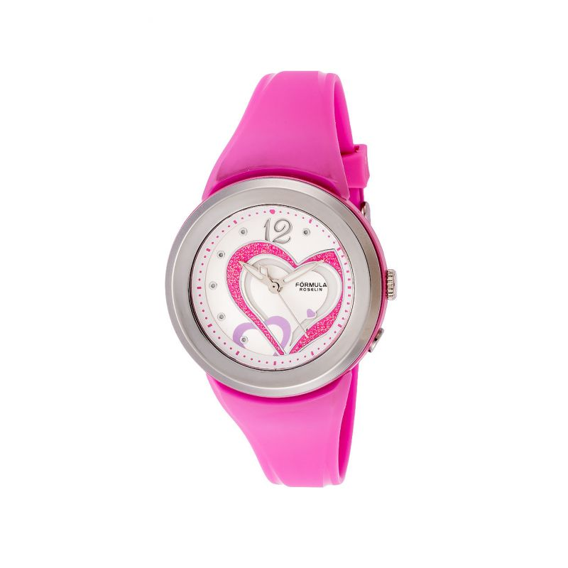Reloj mujer corazones Fórmula Roselin