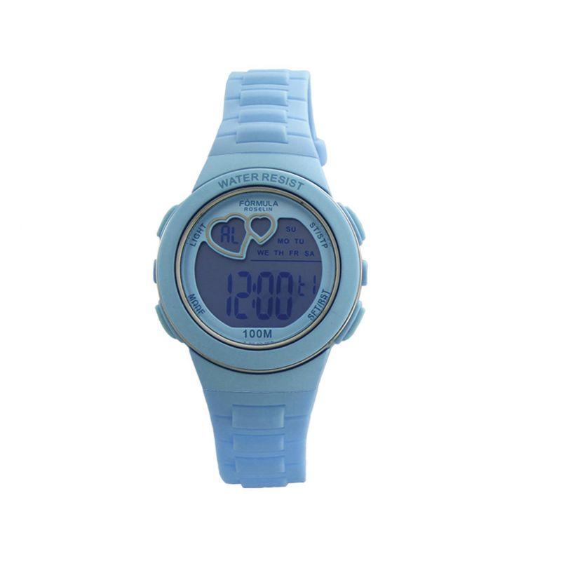 Reloj mujer digital caucho Fórmula Roselin