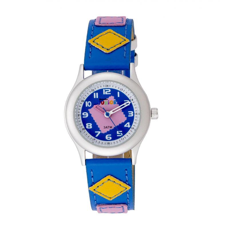 Reloj infantil azul Roselin Junior