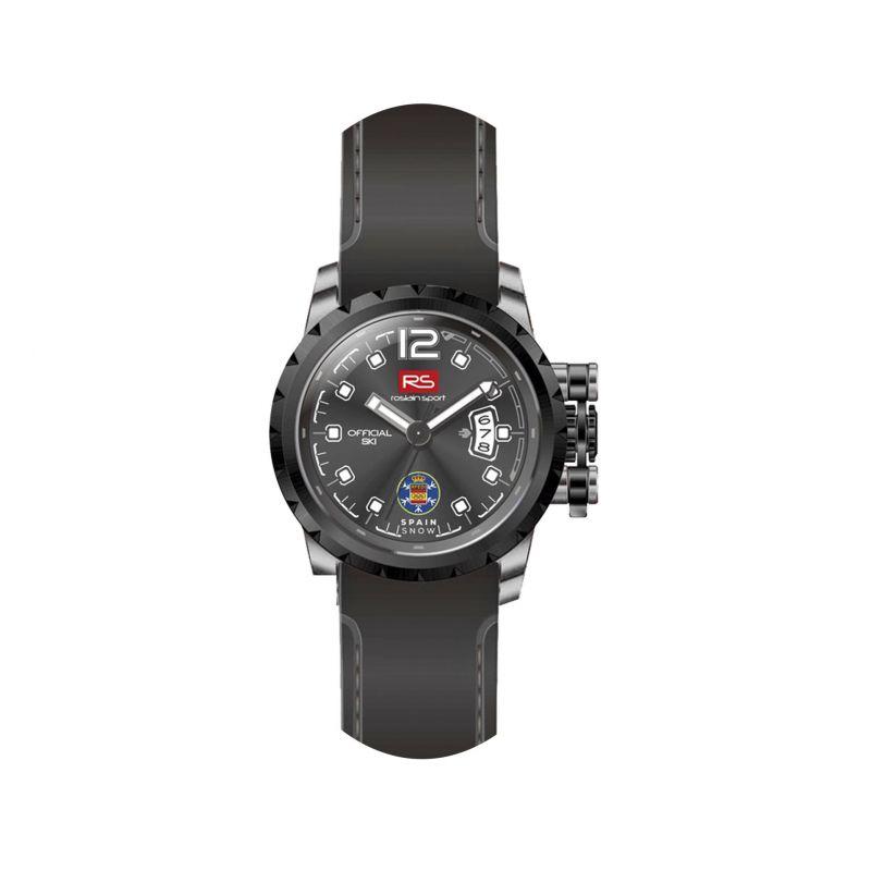 Reloj oficial RFEDI Spainsnow Veysonnaz