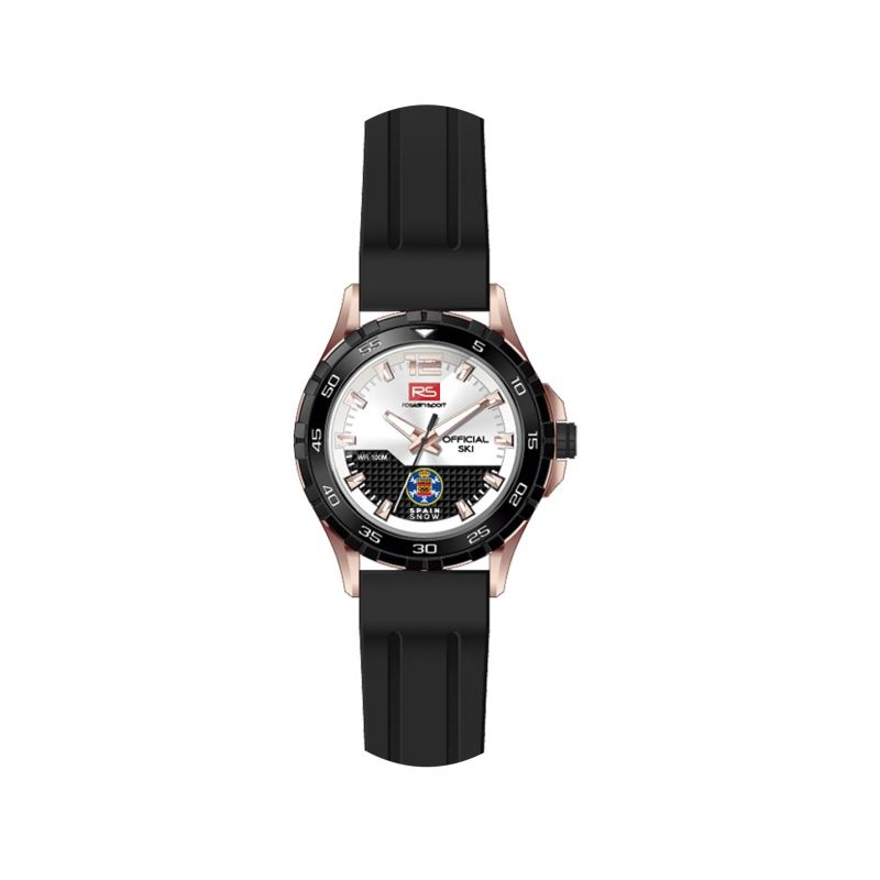 Reloj oficial RFEDI Spainsnow Albertville