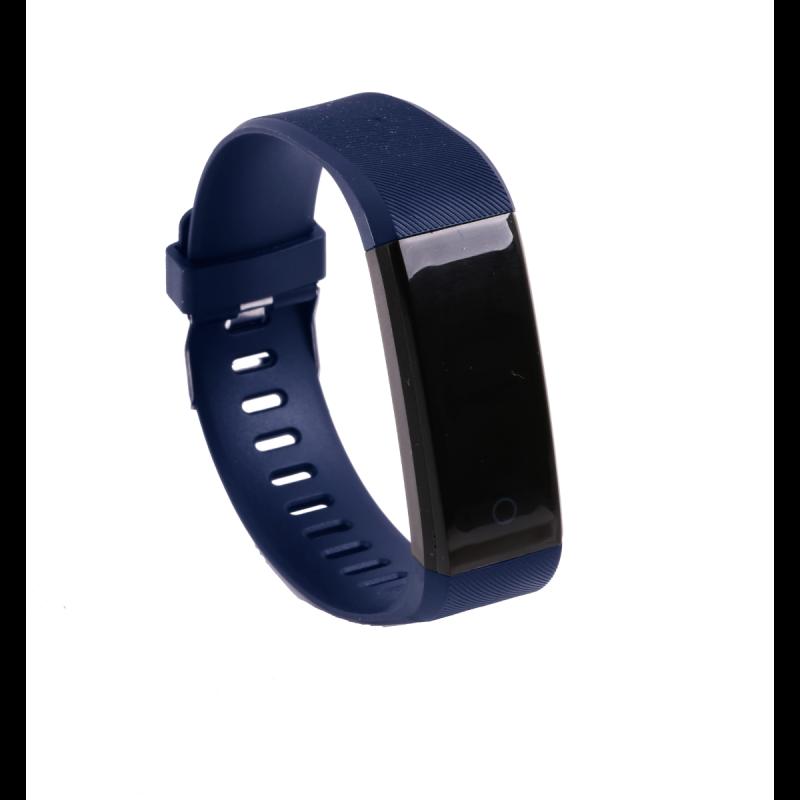 Smart Bracelet Azul Oscuro