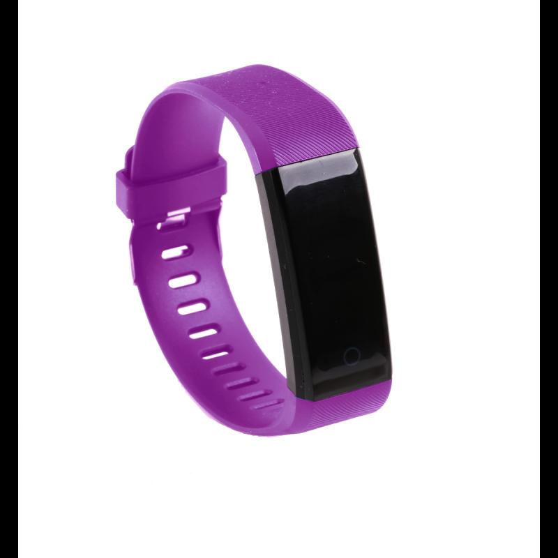 Smart Bracelet Púrpura