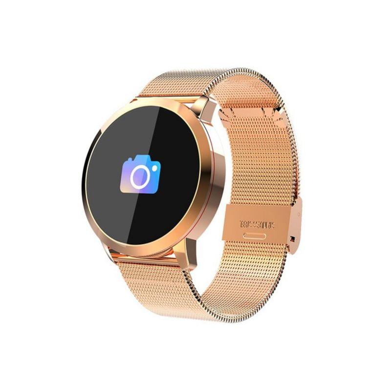 Smartwatch Roselin Malla Rosada