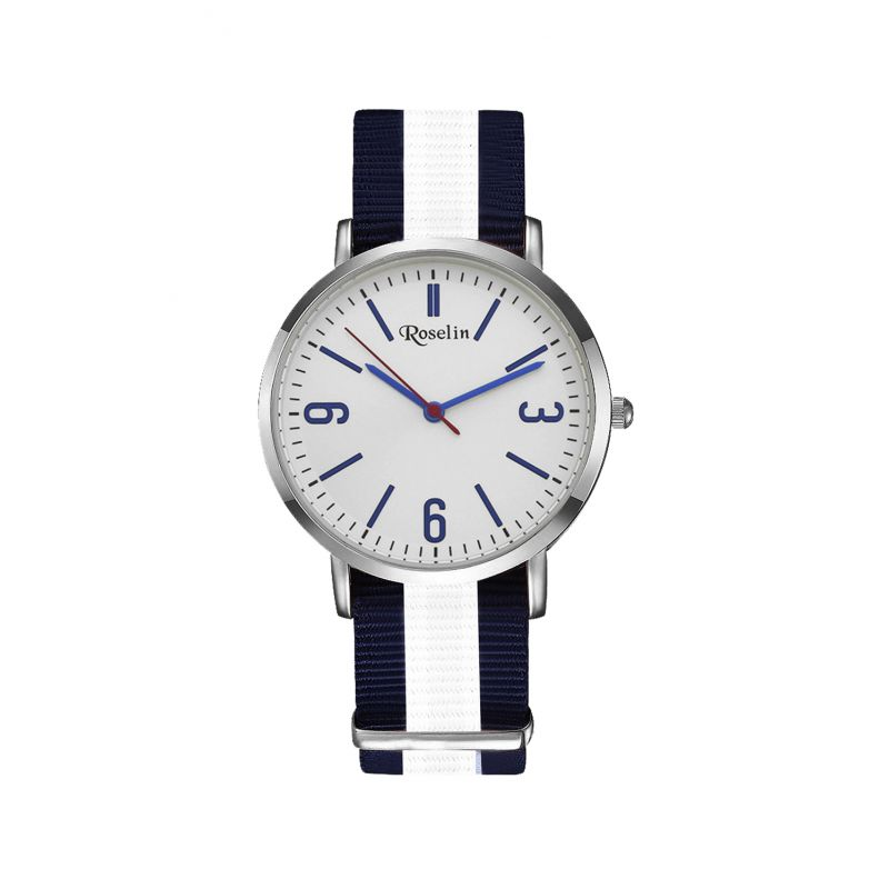 Reloj unisex nylon Roselin Watches