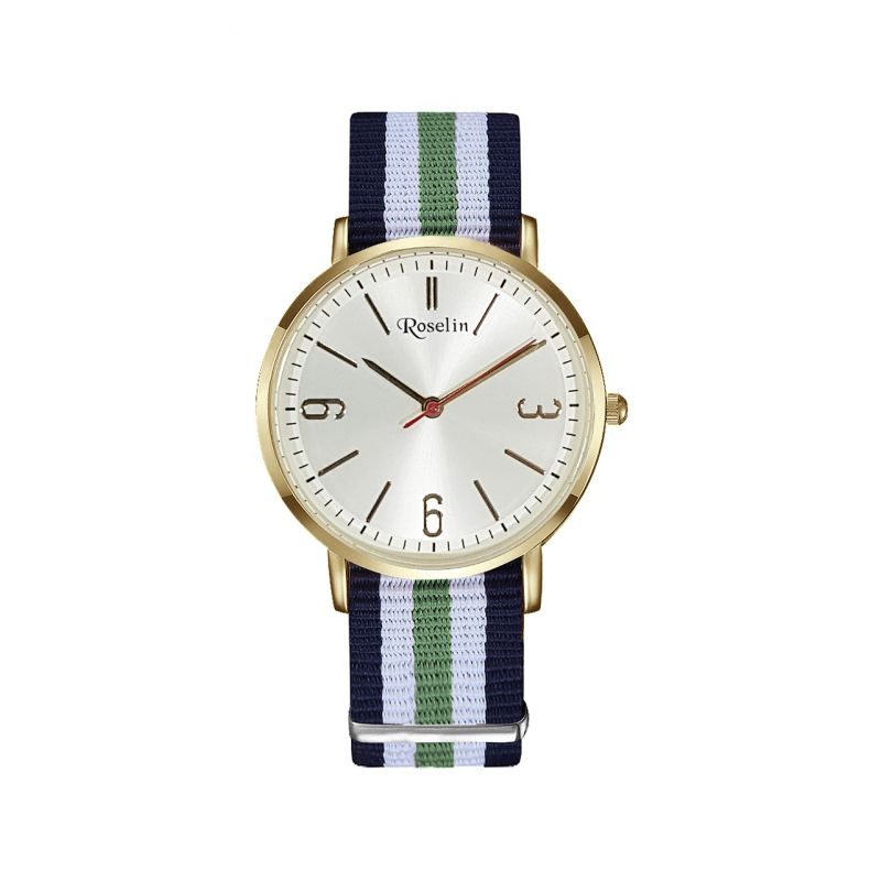 Reloj unisex nylon Roselin Watches