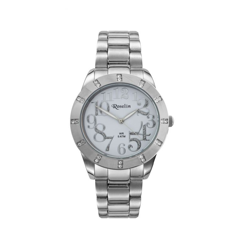 Reloj mujer acero Roselin Watches