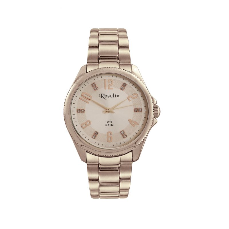 Reloj mujer acero ipr Roselin Watches