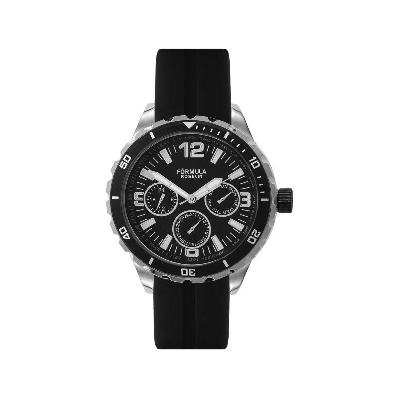 Reloj hombre multifunción Fórmula Roselin