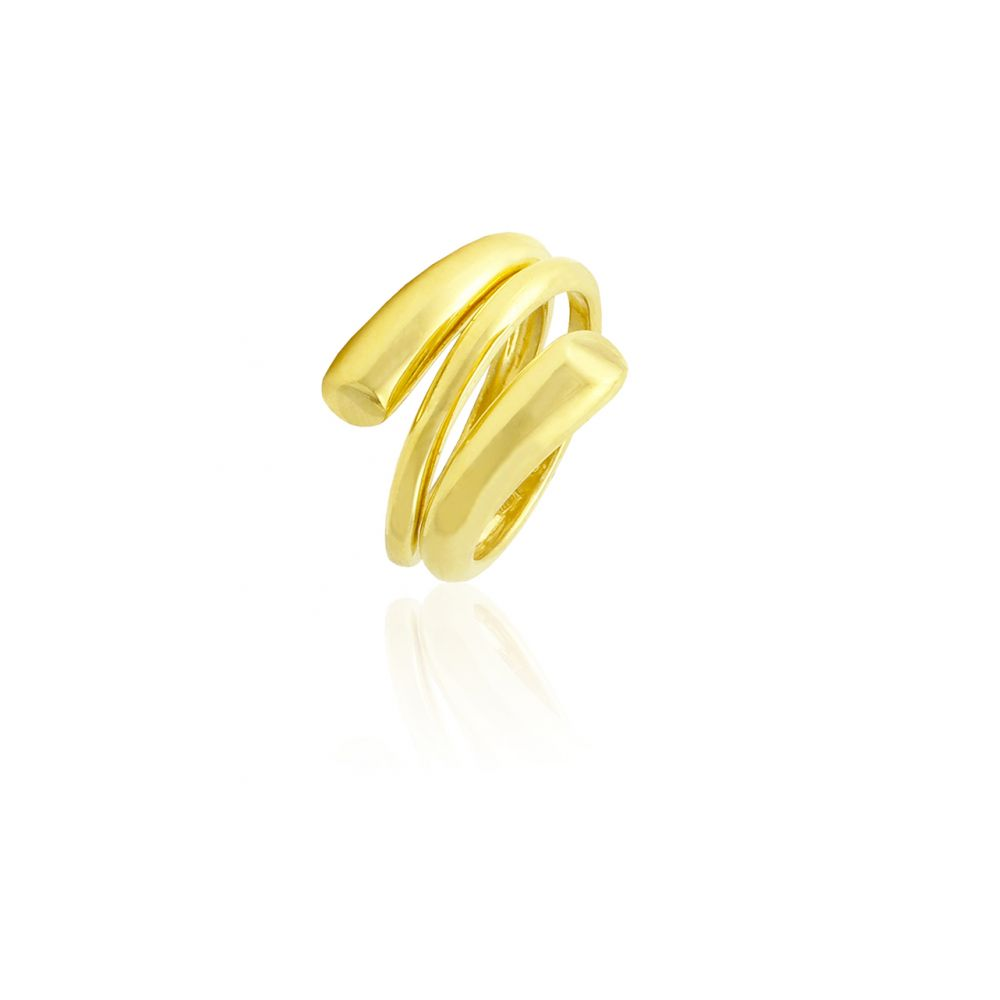 Anillo plata espiral Roselin Trendy