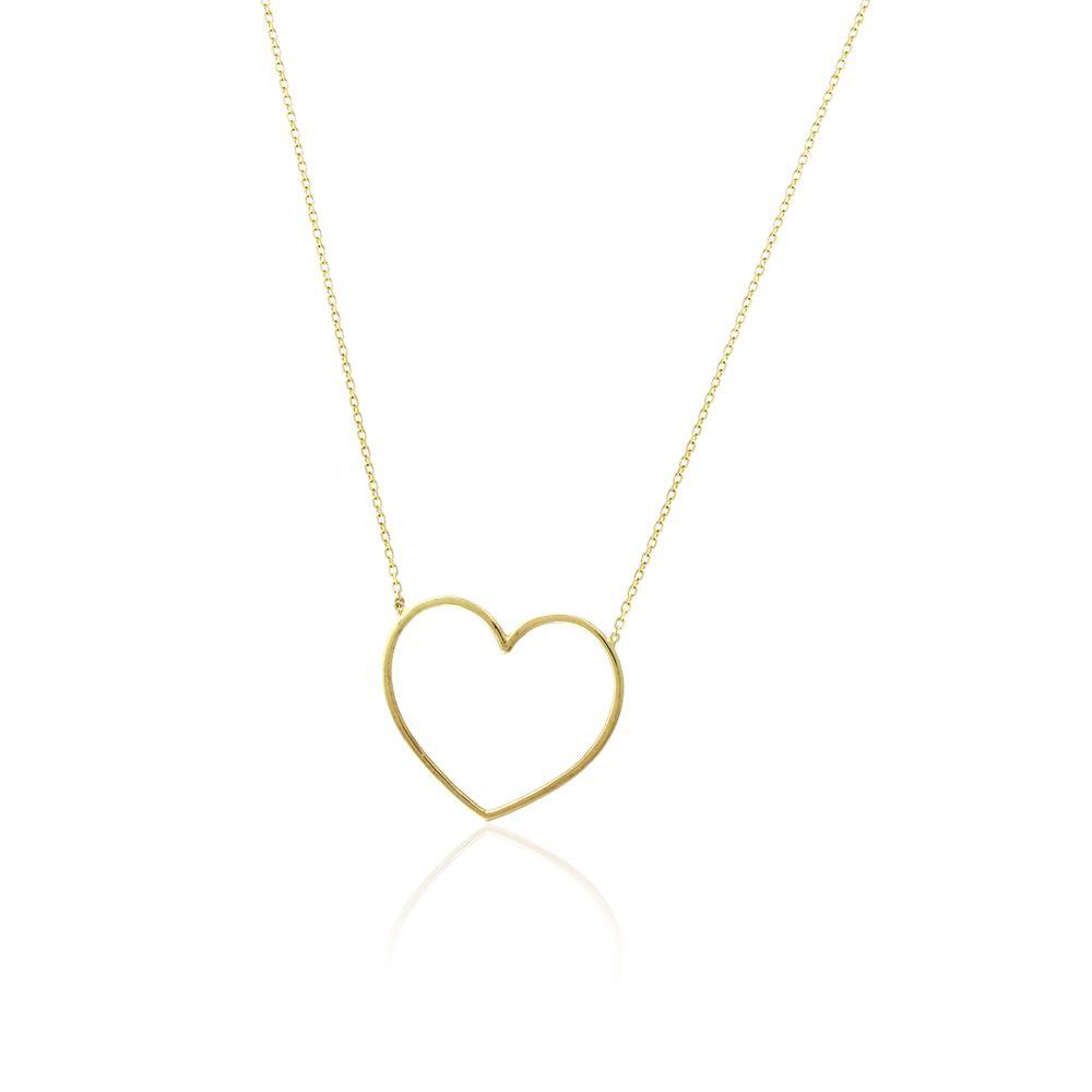 Gargantilla Oro9 corazón Roselin Trendy