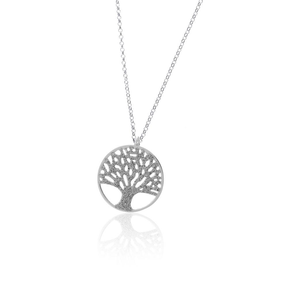 Gargantilla plata Árbol de la Vida Roselin Trendy