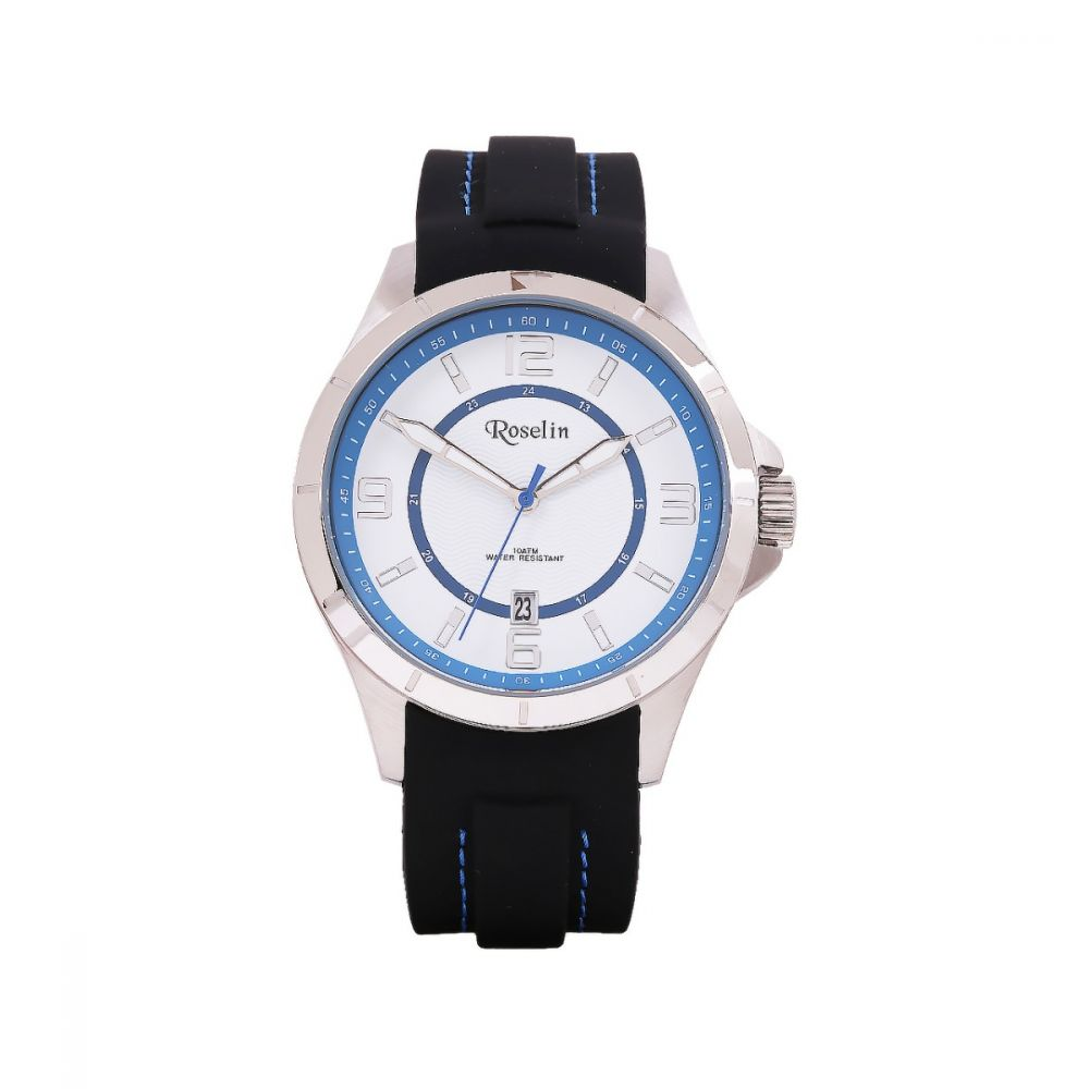 c6abcf0d9495 Reloj Hombre Caucho Roselin Watches