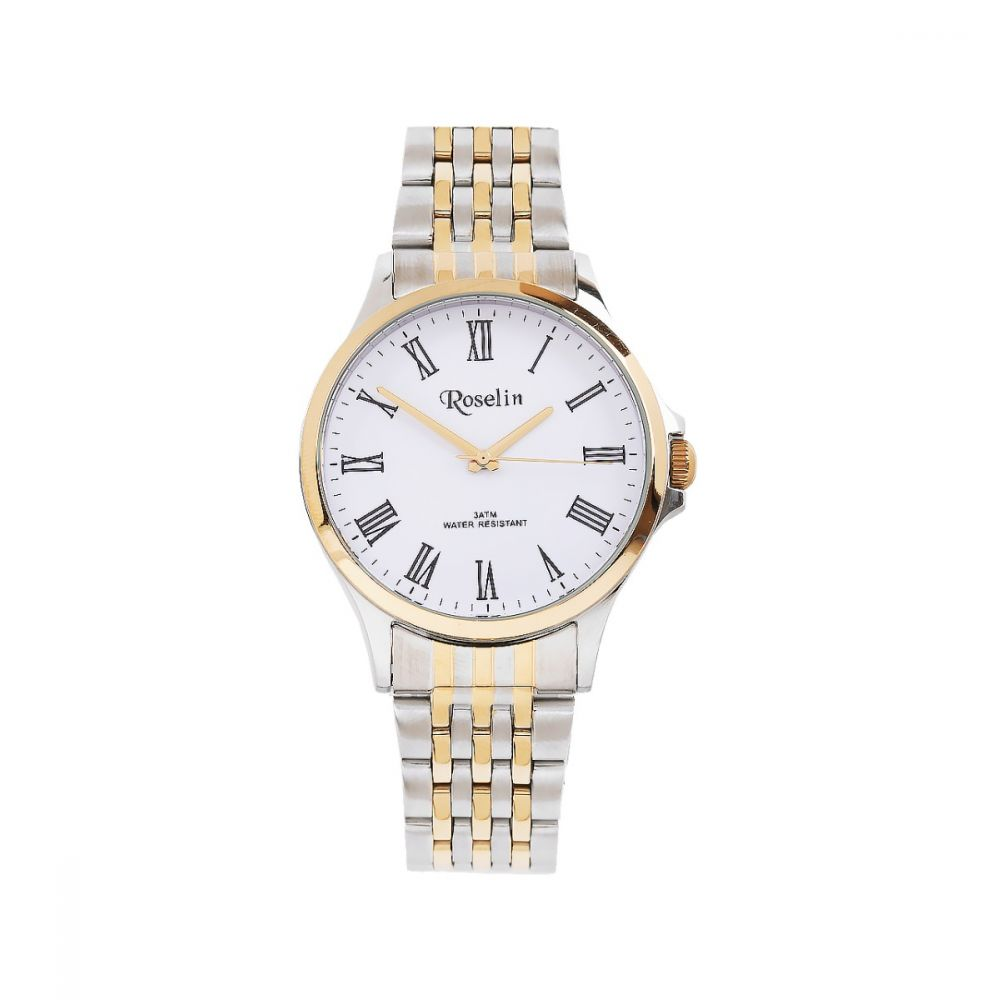 Reloj Hombre Armys bicolor Roselin Watches