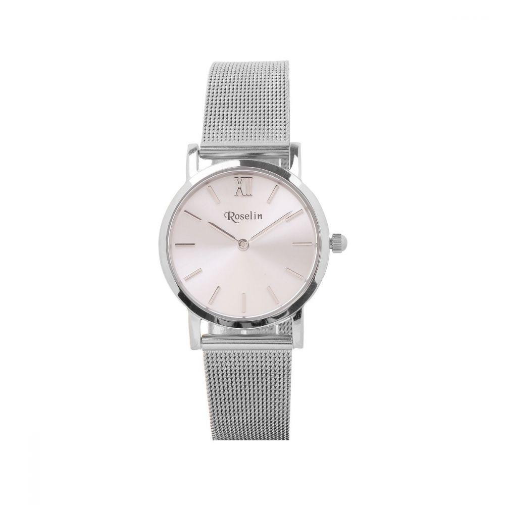 Reloj Malla Acero Mujer Roselin Watches