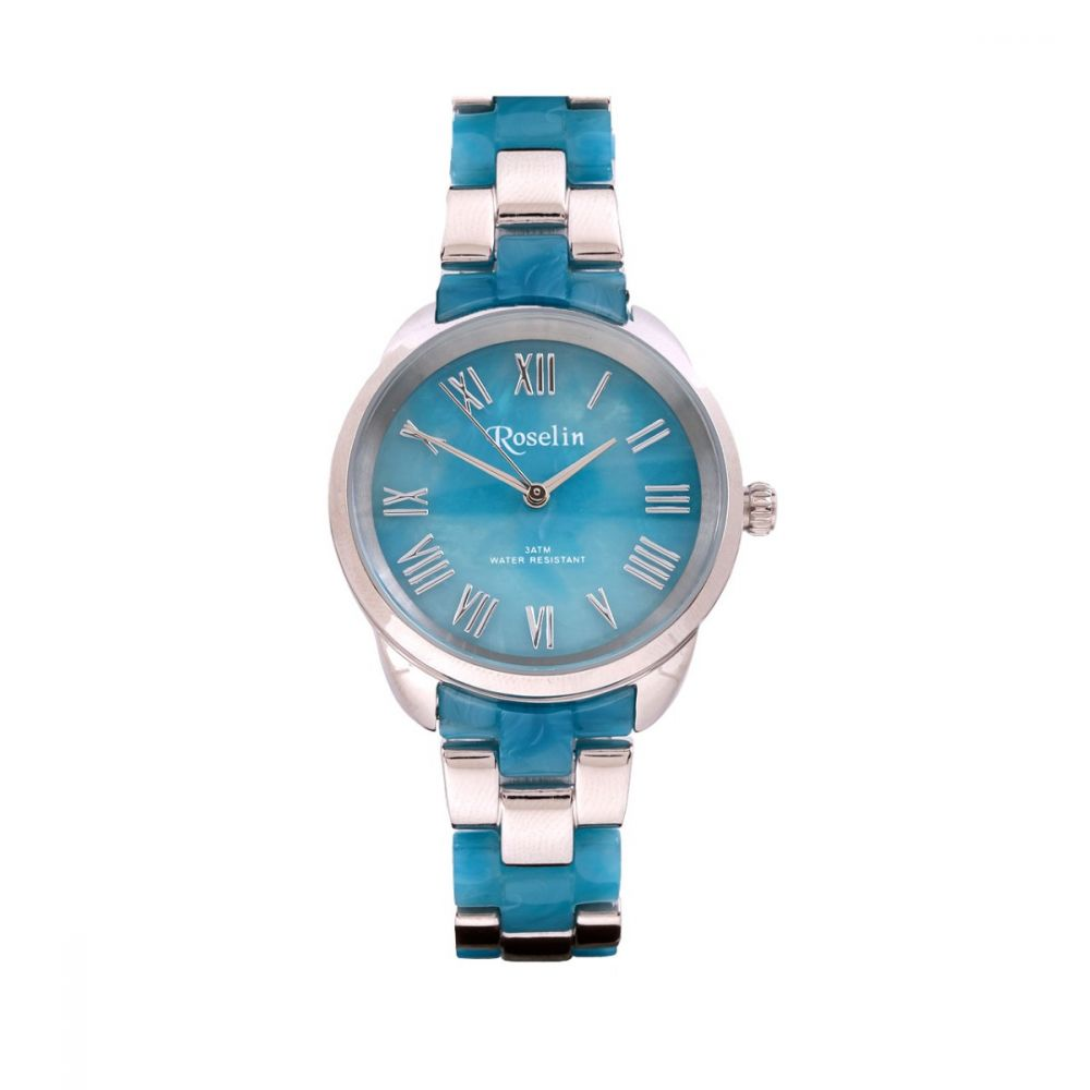 Reloj Azul Roselin Watches