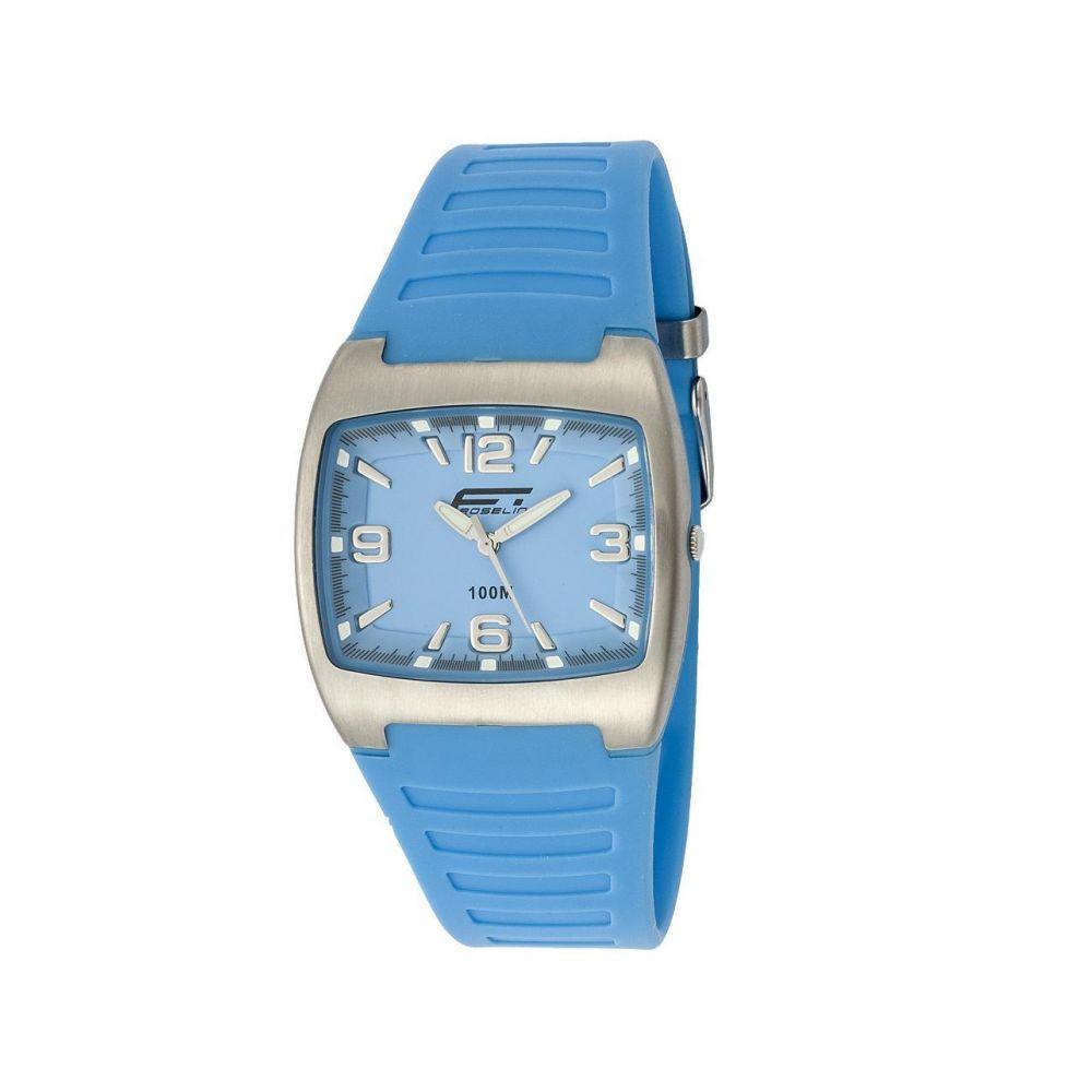 Reloj hombre caucho azul Fórmula Roselin