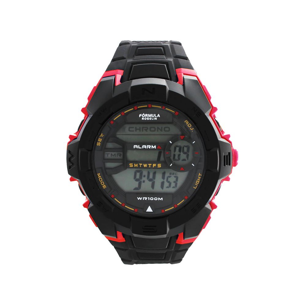 Reloj digital hombre Fórmula Roselin