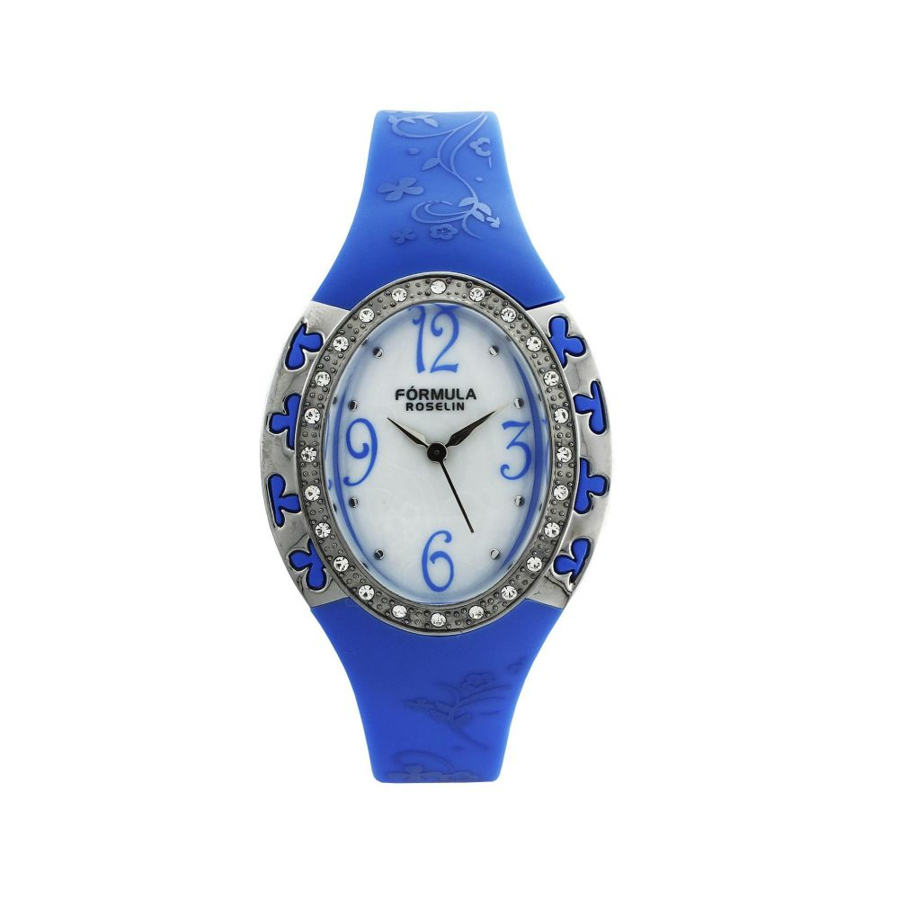 Reloj mujer floral Fórmula Roselin
