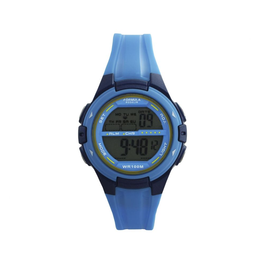 Reloj digital unisex Fórmula Roselin