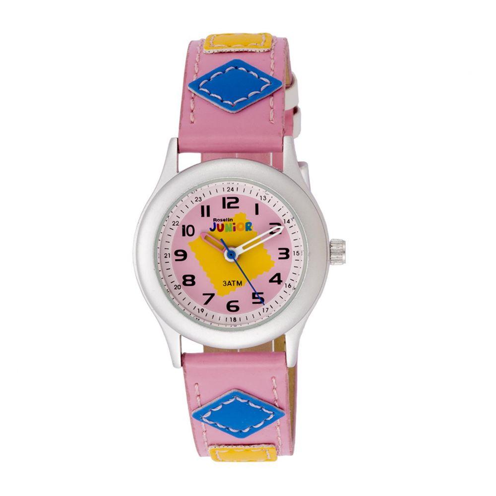 Reloj infantil rosa Roselin Junior