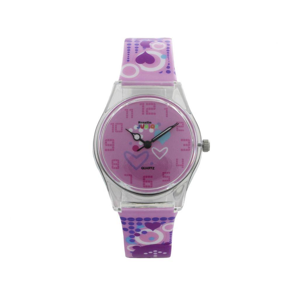 Reloj infantil corazones Roselin Junior