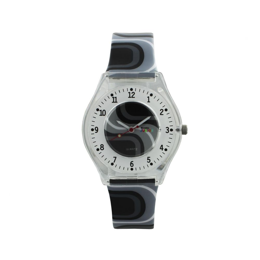 Reloj infantil negro Roselin Junior