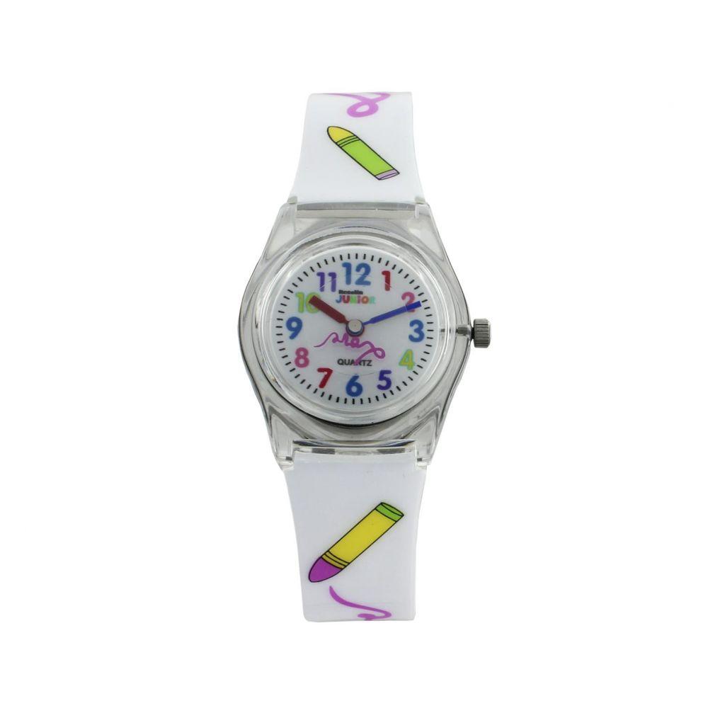 Reloj infantil lápices Roselin Junior