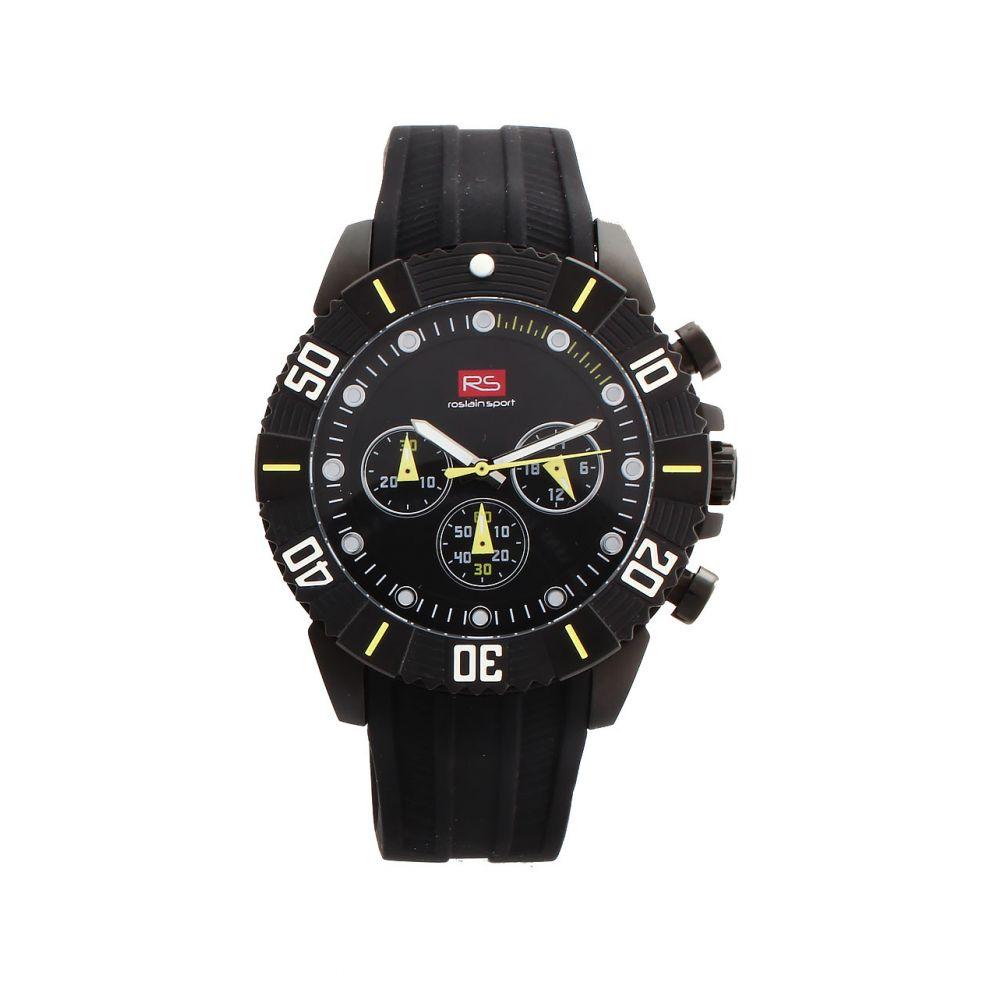 Reloj hombre caucho cronógrafo RS Roslain Sport