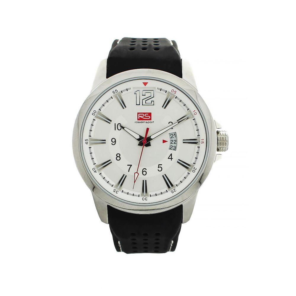 Reloj acero y silicona RS Roslain Sport