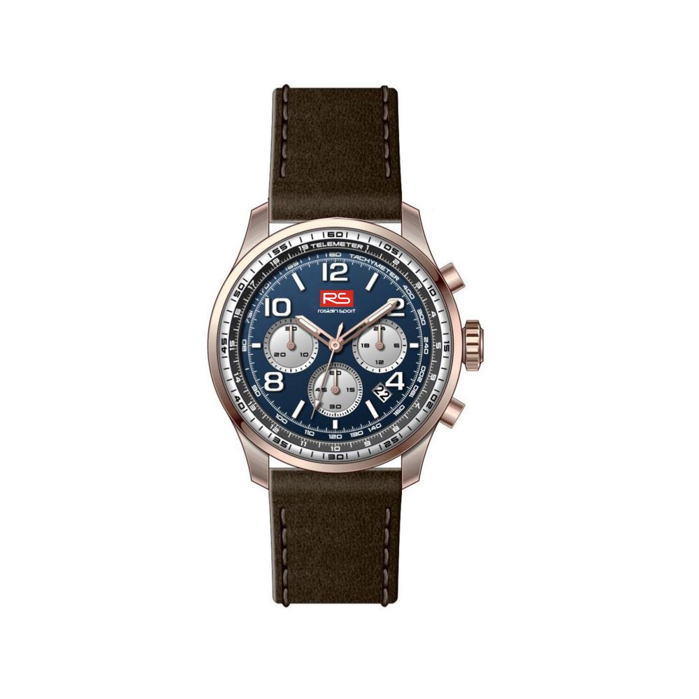 Reloj hombre cronógrafo RS Roslain Sport