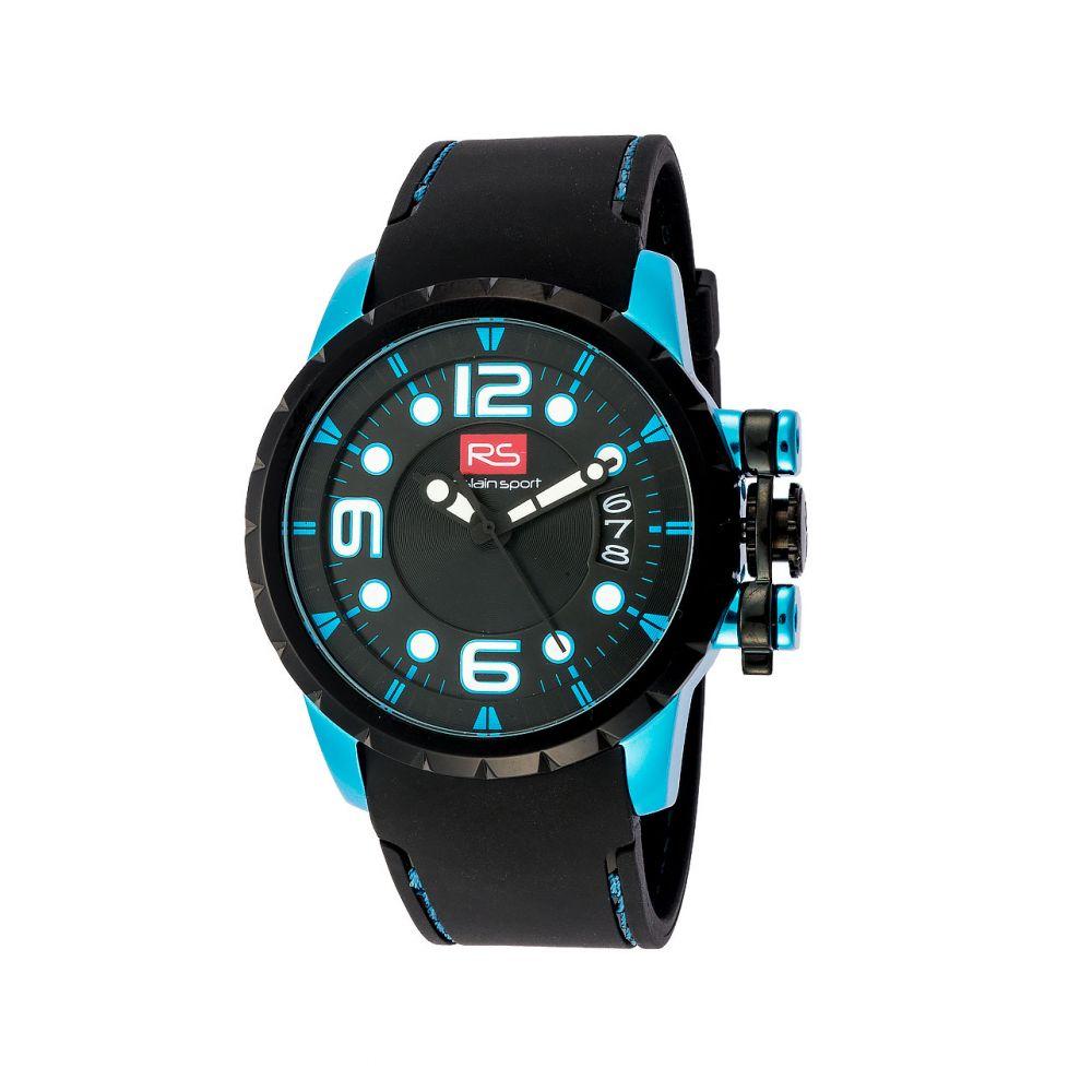 Reloj hombre aluminio y caucho RS Roslain Sport