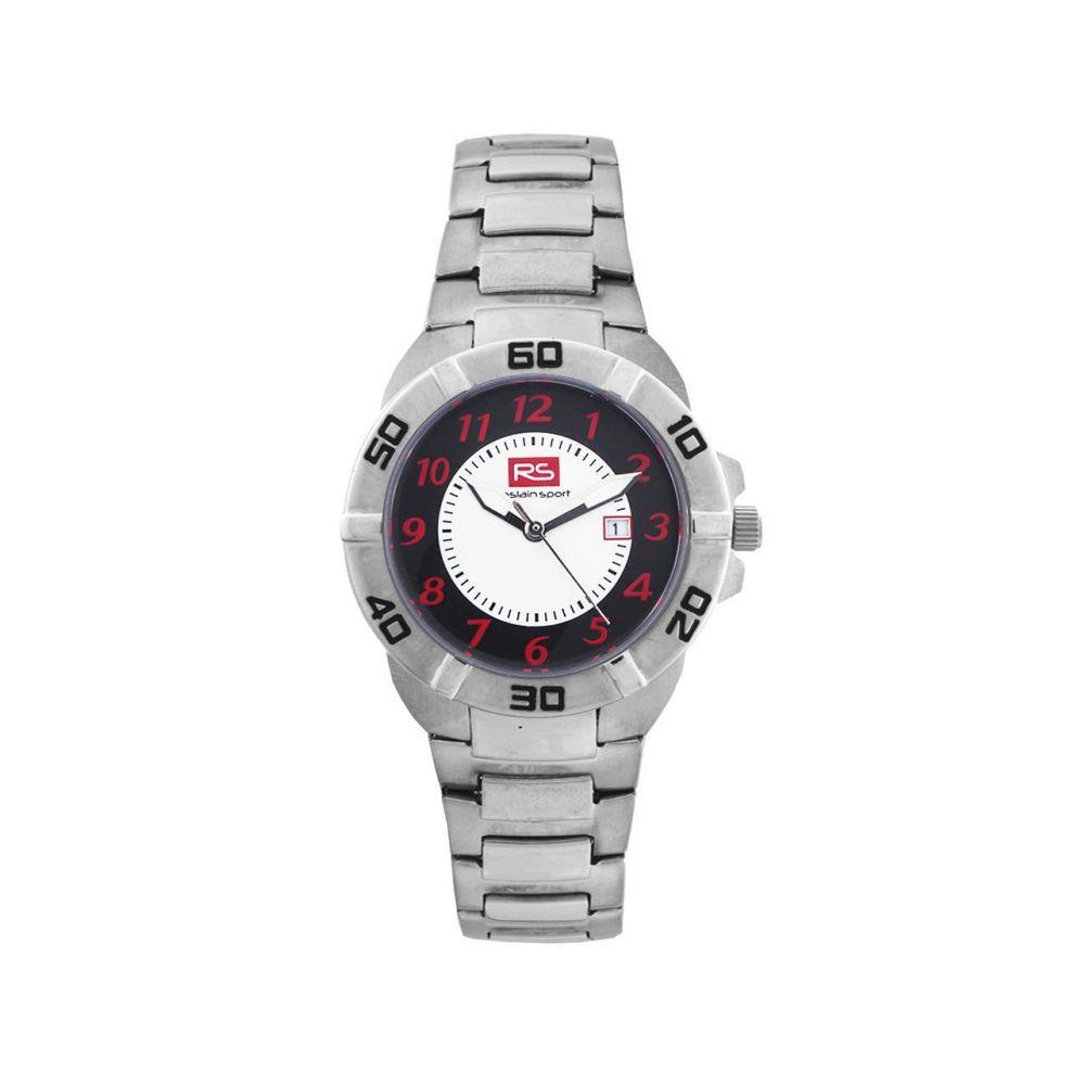 Reloj cadete acero RS Roslain Sport