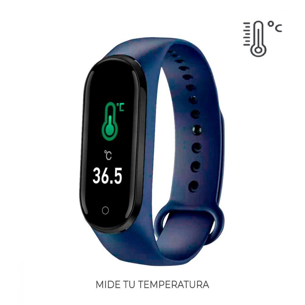 Pulsera Actividad PRO azul Roselin Watches